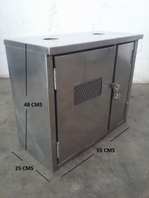 Caja 1 Medidor Electricidad Acero Inoxidable Precio X Kilo