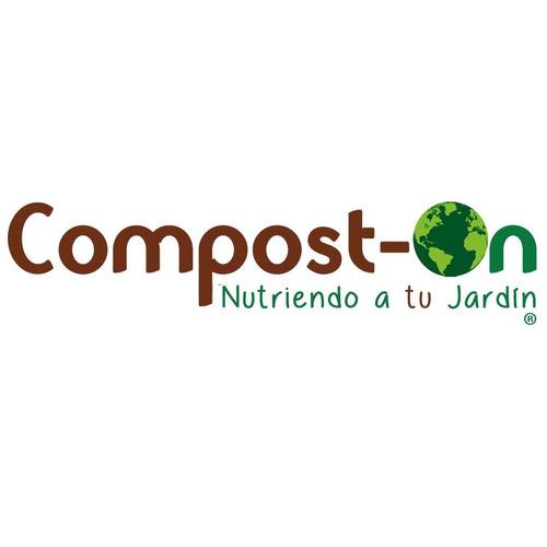caja 10 pzs de 3 kgs composta orgánica compost-on