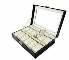 caja 12 relojes / asia import trading