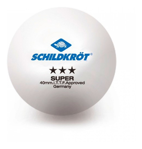 caja 120 pelotitas ping pong donic super 3 estrellas profesional ittf oficial torneo