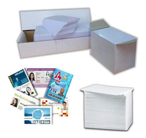 caja 230 tarjetas pvc,  tarjetas epson t50, epson l800