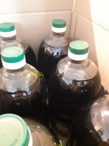 caja aceite de oliva extra virgen mendoza 6 botellas 2l