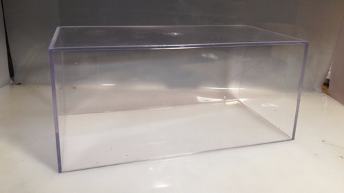 caja acrilica tapa autos inolvidables dakar f1 rally tc 1/43