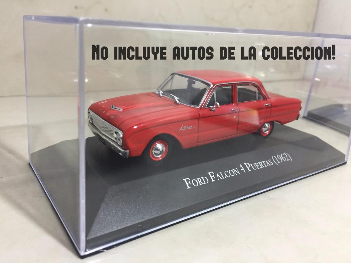 Caja Acrilico 1 43 Coleccion Autos Inolvidables Argentinos 72 00