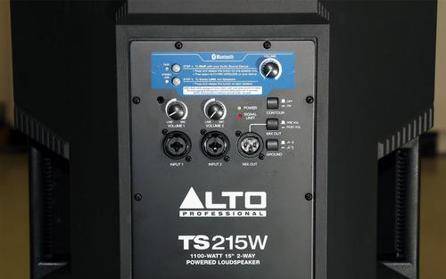 caja activa alto ts215w 550w rms bluetooth $ 399.900 mmusica