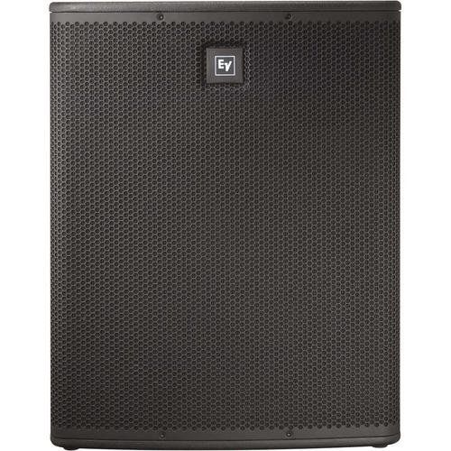caja activa electro voice elx118p  18