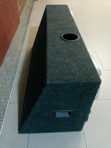 caja acústica sony xplod.