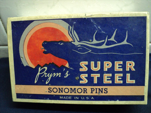 caja alfileres modista prym's super steel sonomor pins usa