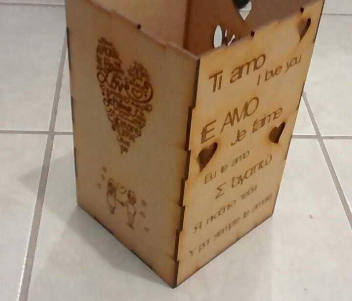 Caja amor y amistad 14 febrero original regalo san - Regalo original san valentin ...