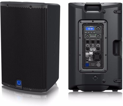 caja amplificada turbosound iq12 2500watts