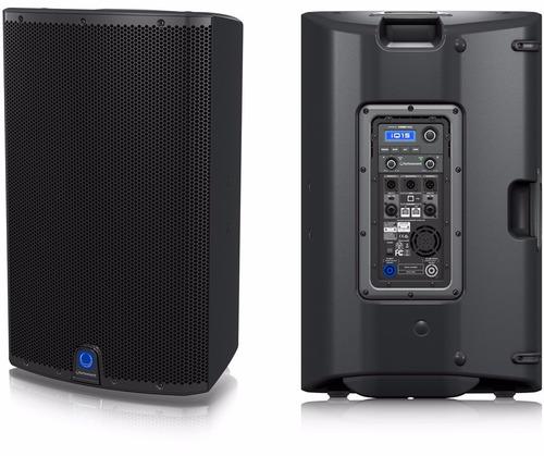 caja amplificada turbosound iq15 2500watts