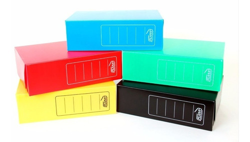 caja archivo plastica oficio reforzada excelente calidad