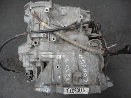 caja automatica toyota corolla 1.6 año 99-03 importada