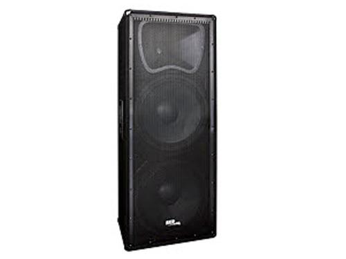 caja bafle p/ sonido dj skp sk215i 2013 parlantes 2x15