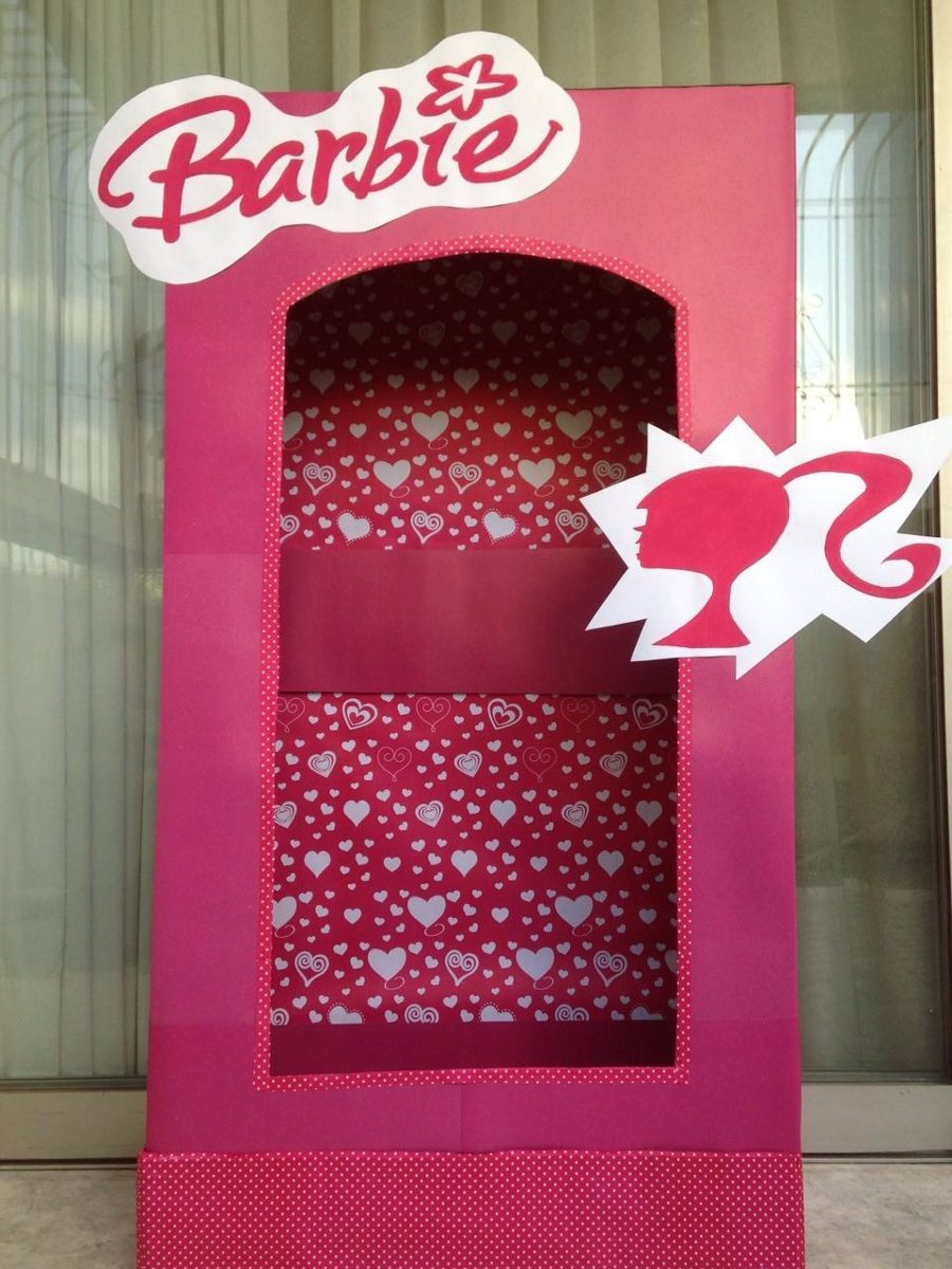 caja barbie paris para fotos caja regalos bomberos y cami n bs en mercado libre. Black Bedroom Furniture Sets. Home Design Ideas