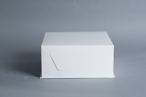 caja base bandeja + tapa 26 x 26 x 12 cm (x50 u.) tortas tartas postres semifrios - bauletto