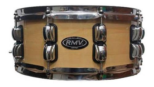 caja bateria  14 x 5,5 maple rmv - musicstore