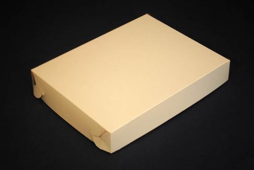 caja blanca 25*35*4.5