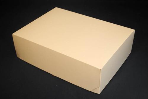 caja blanca 35*25*10