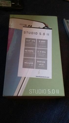 caja blue studio 5.0 ii