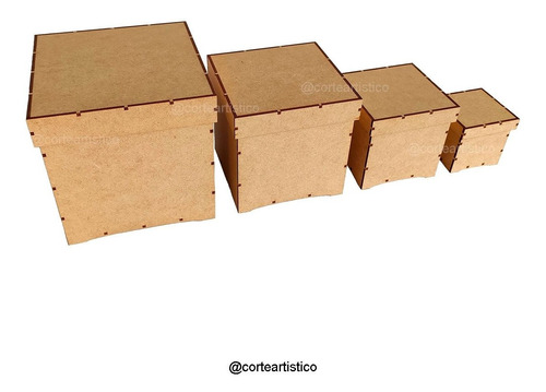 caja cajitas personaliza tamaños madera mdf regalos sorpresa