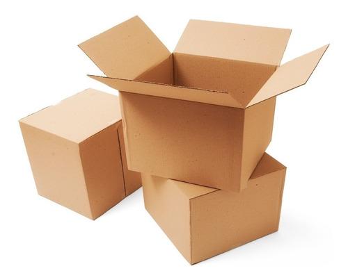 caja carton corrugado 40x30x20 embalaje x 25 unidades