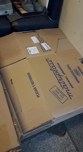 caja carton mudanza embalaje 60x40x40 usadas - la fundacion