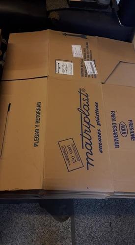caja carton usadas 60x40x40 atado x 20 mudanza -la fundacion