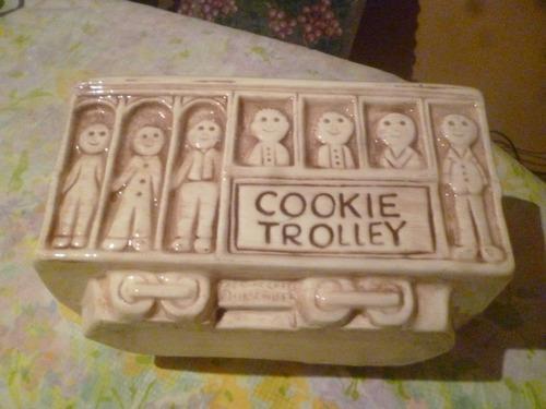 caja ceramico para  galletas.