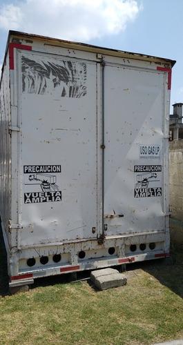 caja cerrada con cop