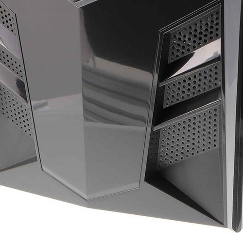 caja chasis gabinete gamer xtech atx con fuente 600w xtq-208