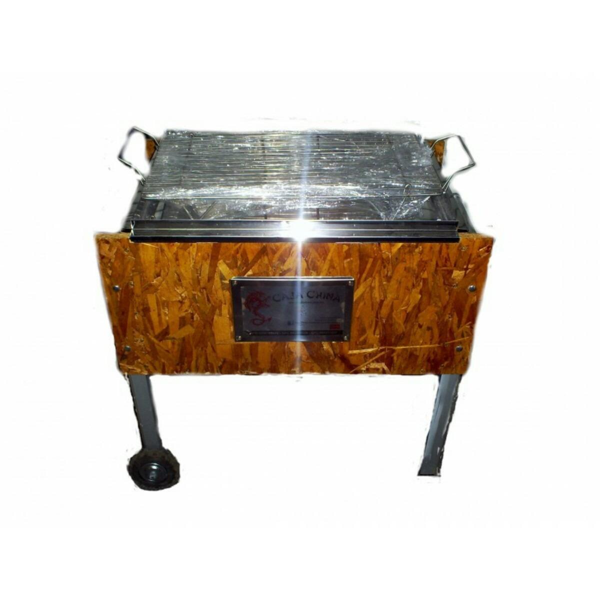 Caja China De Acero Inoxidable S 490 00 En Mercado Libre