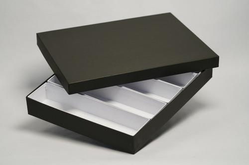 caja - cinco divisiones - almacén de estilo