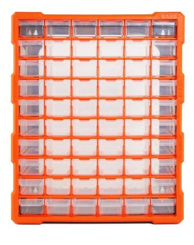 caja con organizador