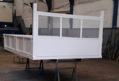 caja con puertas para ford 350 o similar