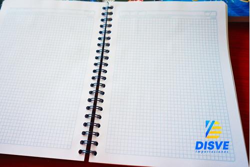 caja cuaderno escribe de 200 hojas a cuadros, 30 unidades