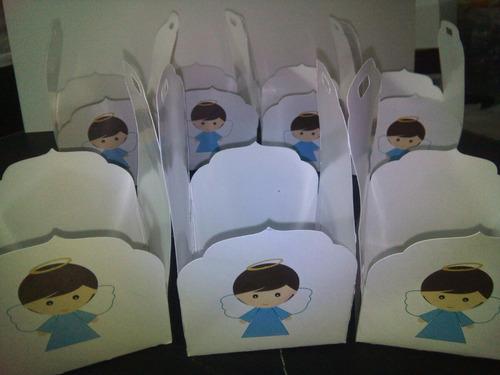 caja cupcakes, regalo, empaque personalizadas
