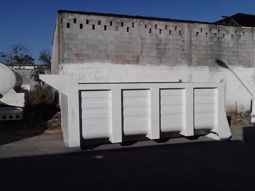 caja de 14mtrs para camion de volteo