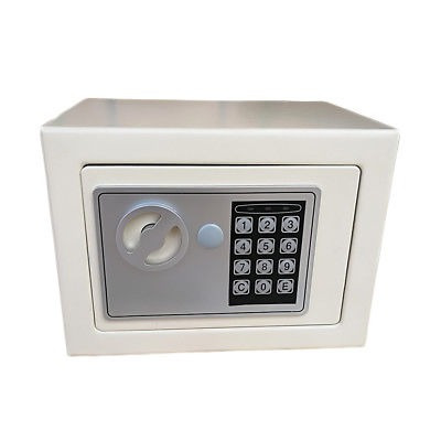 caja de 17e contraseña electrónica placa de acero fuerte