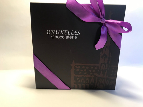 caja de 20 bombones surtido belga