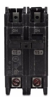 caja de 3 breaker thqc 2x40, 2x50, 2x60 general electric