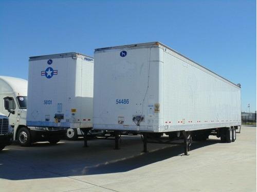 caja de 53 pies,caja seca para trailer,termo king 53 pies