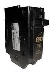 caja de 6 breaker thqc 1x15, 1x20, 1x30 general electric