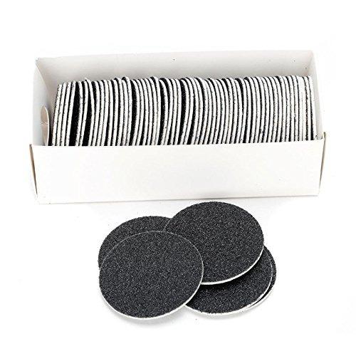 caja de 60 discos almohadilla con lija para reemplazo de