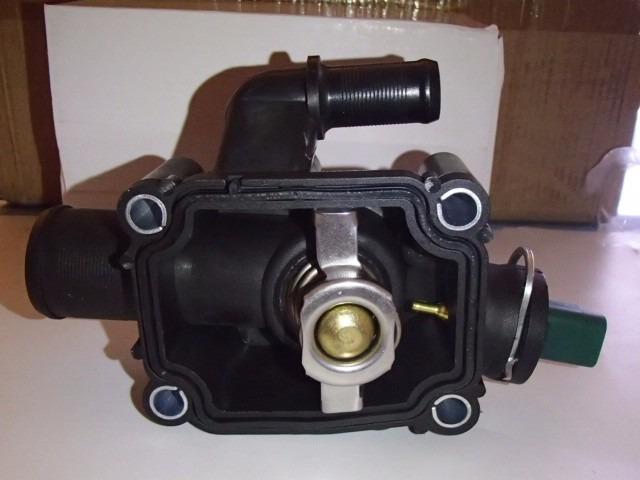 Caja de agua termostato sensor peugeot 206 207 307 308 for Termostato agua