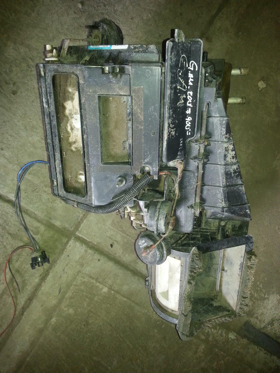 Caja de aire acondicionado pontiac grand am 2001 800 for Caja aire acondicionado