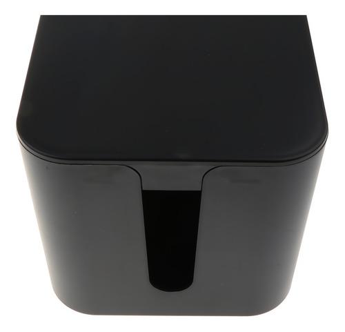 caja de almacenamiento de cable portátil administración