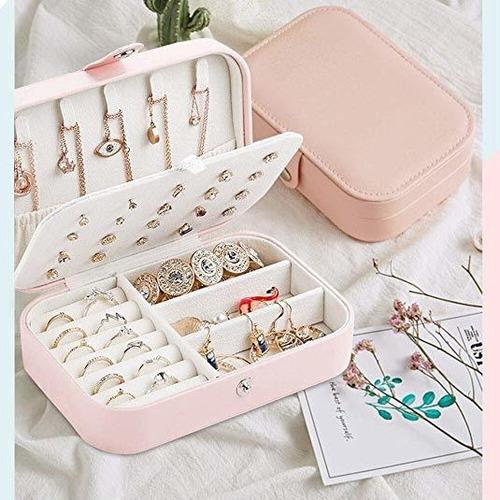 caja de almacenamiento de joyas,caja de almacenaje,anillo