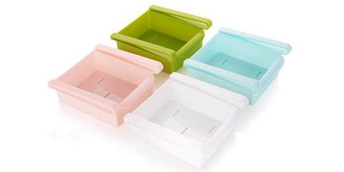 caja de almacenamiento extra organizadores de nevera