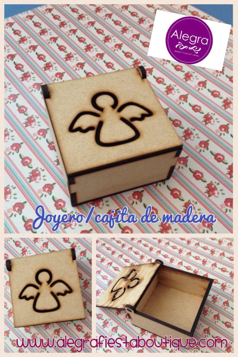 caja de comunin joyero